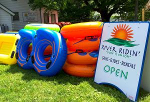 River Ridin Office